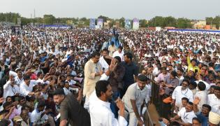 YSRCP Samara Shankharavam in Ysr District Photo Gallery - Sakshi