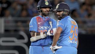 New Zealand Vs India Twenty20 Match Photo Gallery - Sakshi