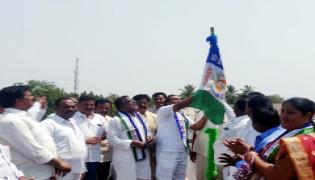 YSR congress party 9th Anniversary PHoto Gallery - Sakshi