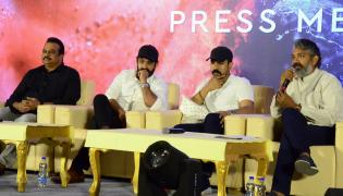 RRR Movei Press Meet Photo Gallery - Sakshi