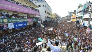 YS Jagan mohan Reddy Election Campaign - Sakshi