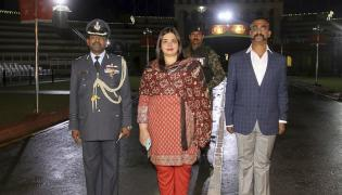 Commander Abhinandan Varthaman Released by Pakistan Photo Gallery - Sakshi