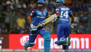 IPL 2019 Mumbai Indians Vs Delhi Capitals Photo Gallery - Sakshi