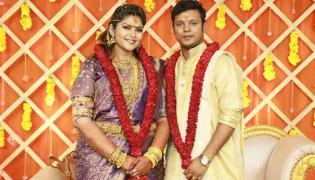 Parthiban Seetha Elder Daughter Abhinaya Wedding Photo Gallery - Sakshi