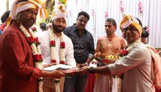Rajinikanth Darbar Shoot Starts in mumbai Photo Gallery - Sakshi