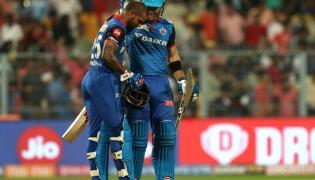 DC Vs KKR IPL Match Photo Gallery - Sakshi