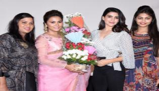 SAMANTHA AKKINENI LAUNCHED LAUNDRY KART APP Photo Gallery - Sakshi