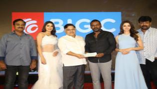 'KANCHANA 3' PRE-RELEASE EVENT Photo Gallery - Sakshi