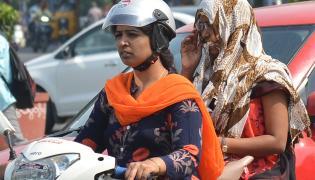 Very Hot Summer In Hyderabad Photo Gallery - Sakshi