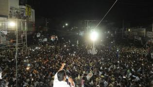 Ys Jagan Election Meeting In Hindupur Photo Gallery - Sakshi