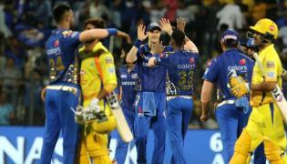 mumbai indians beat csk 37 runs Photo Gallery - Sakshi