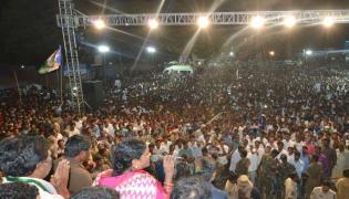 YS vijayamma public meeting at naidupeta photo Gallery - Sakshi