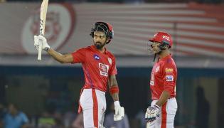 Kings XI Punjab Vs Sunrisers Hyderabad Match Photo Gallery - Sakshi