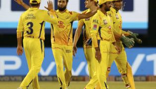 Chennai Super Kings Vs Delhi Capitals IPL Match Photo Gallery - Sakshi