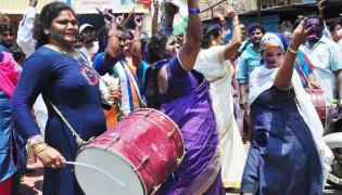 Celebrations YSRCP win in Andhra Pradesh Election Photo gallery - Sakshi