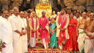 CM KCR To Visit Tirumala Photo Gallery - Sakshi