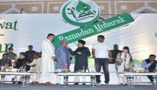 Hyderabad Police Hosts Iftar Party At Chowmahalla Palace Photo Gallery - Sakshi