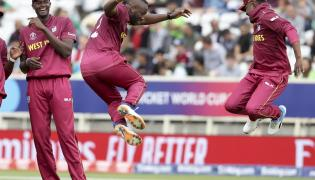 ICC World Cup West Indies Vs Pakistan Match Photo Gallery - Sakshi