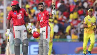 kings punjab beat csk 6wickets - Sakshi