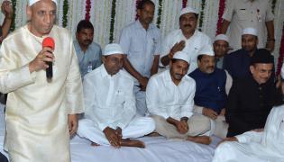 KCR AND YS Jagan To Attend Iftar Party At Raj Bhavan Photo Gallery - Sakshi