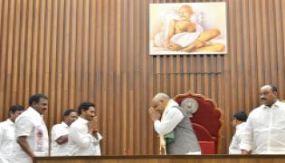 Tammineni Sitaram Elected as Speaker of Andhra Pradesh Assembly - Sakshi