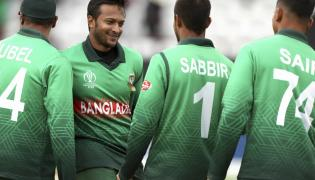 ICC World Cup West Indies and Bangladesh Match Photo Gallery - Sakshi