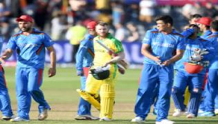 ICC World Cup australia and Afghanistan Match Photo Gallery - Sakshi