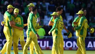 ICC World Cup Australia and Bangladesh Match Photo Gallery - Sakshi