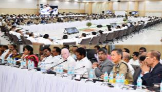CM YS jagan Second day collectors conference Photo Gallery - Sakshi