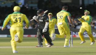 Australia beat Newzealand by 86 runs Photo Gallery - Sakshi