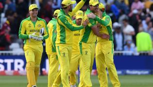 ICC World Cup Australia and West Indies Match Photo Gallery - Sakshi