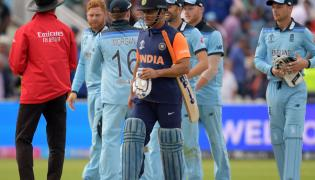 ICC World Cup England and India Match Photo Gallery - Sakshi