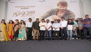 Guna 369 Movie Trailer Launch Photo Gallery - Sakshi