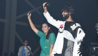 Dear Comrade Audio Launch Function in Hyderabad Photo Gallery - Sakshi