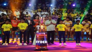 VIVO Pro Kabaddi League 2019 Photo Gallery - Sakshi