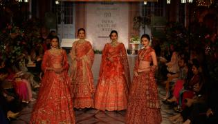 Fashion Designer Suneet Varma During The 12th Edition in New Delhi Photo Gallery - Sakshi