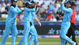 ICC World Cup England and New Zealand Match Photo Gallery - Sakshi