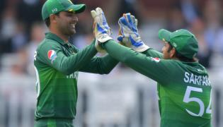 ICC World Cup Pakistan and Bangladesh Match Photo Gallery - Sakshi