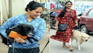 Anti Rabies Taccine In Super Specialty Veterinary Hospital At Narayanaguda - Sakshi