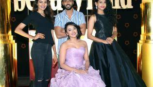 Beauty land Expo In Jrc Convention Centre Photo Gallery - Sakshi