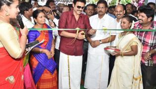 Ramraj Cotton Opens 100nd Showroom in Nellore Photo Gallery - Sakshi
