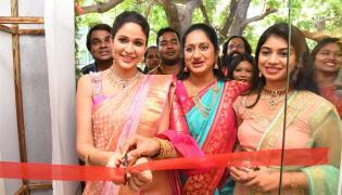 Designer Swaroopa Reddy Butique Open at Banjarahills Photo Gallery - Sakshi