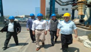 CM YS Jagan Visited The Desalination Facility In Israel Photo Gallery - Sakshi