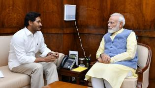 CM YS Jagan to Meet PM Narendra Modi Photo Gallery - Sakshi