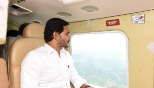 Ap Cm Jagan Conducts Aerial Survey Flood In Polavaram Photo Gallery - Sakshi