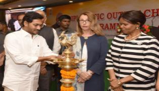 AP CM YS Jagan Speech in Diplomatic Outreach Summit Photo Gallery - Sakshi