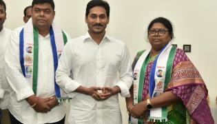 Visakha Dairy Adari Anand Joins Ysr Congress Party Photo Gallery - Sakshi