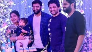 Gopichand Son Birthday Celebrations Photo Gallery - Sakshi