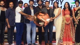 Valmiki Movie Pre Release Event  - Sakshi