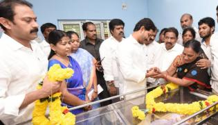 AP CM YS Jagan consoles boat Incident victims Photo Gallery - Sakshi
